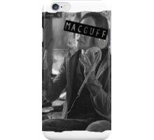 MacGuff iPhone Case/Skin