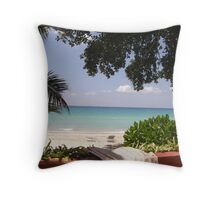 Chillax Throw Pillow