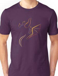 The purple Dragon T-Shirt