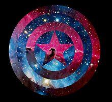 Captain America Nebula by FairytalePond