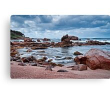 """Shore To Sea"" Canvas Print"