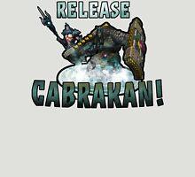 Release Cabrakan! Smite game Unisex T-Shirt