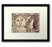 The Lusiads of Travel Framed Print