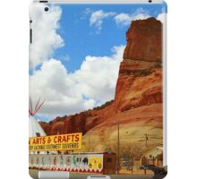 Route 66 Trading Post iPad Case/Skin