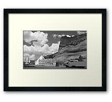Route 66 - Lupton, Arizona Framed Print