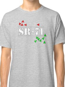 SR71 Exposed! Classic T-Shirt