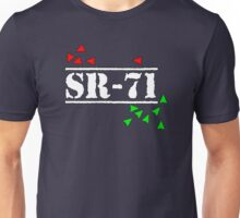 SR71 Exposed! Unisex T-Shirt