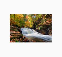 Conestoga Falls On Kitchen Creek in the Fall Unisex T-Shirt