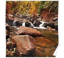 Beaver River - Rocks & Currents Poster