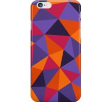 Triangle Tangle: First Edition iPhone Case/Skin