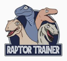 Raptor Trainer  by cmmartinez2