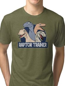 Raptor Trainer  Tri-blend T-Shirt