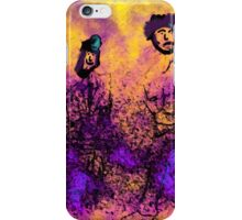 older work, modified transformed drawing 2011 019c4a iPhone Case/Skin