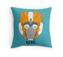 Rung - MTMTE Throw Pillow