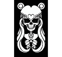 Sailor Skull Photographic Print