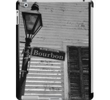 Rue Bourbon iPad Case/Skin