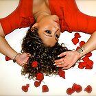 A Red Rose by ZeeZeeshots