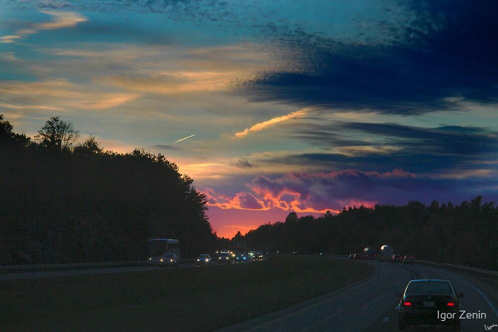 Road to Dawn by Igor Zenin