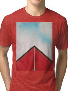 Red Ship Tri-blend T-Shirt