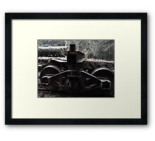 Steam Donkey Project #231 Framed Print