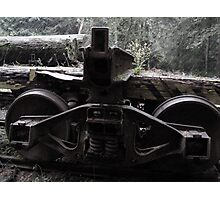 Steam Donkey Project #231 Photographic Print