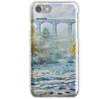 Pontcysyllte Aqueduct iPhone Case/Skin