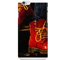 Docs on steps iPhone Case/Skin