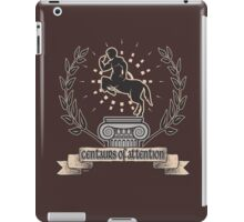 D&D Tee - Centaurs of Attention iPad Case/Skin
