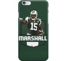 Brandon Marshall - New York Jets iPhone Case/Skin