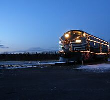 North Pole Express by John Schneider