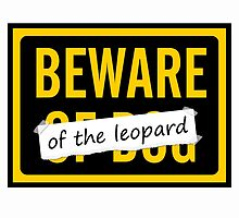 Beware of the Leopard by FailGirl