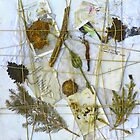 Paper & Nature Collage (DisCo Reveal) by Caren Grant