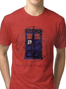 Time And Relative Demention In Space Tri-blend T-Shirt