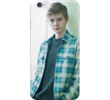 Thomas Brodie-Sangster 12 iPhone Case/Skin