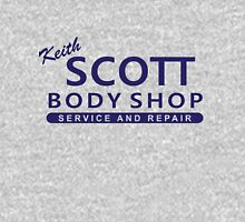 One Tree Hill - Keith Scott Body Shop Unisex T-Shirt