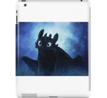 Toothless - painting iPad Case/Skin