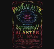 Pan Galactic Gargle Blaster - No. 42 [RAINBOW] by Malupali