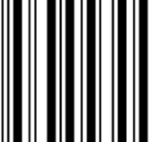 Cosima's barcode  Sticker