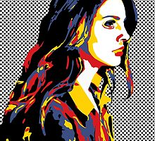Pop Art Lana Del Rey by latiflora