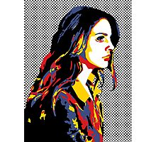 Pop Art Lana Del Rey Photographic Print