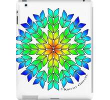 Knit Burst Rainbow iPad Case/Skin