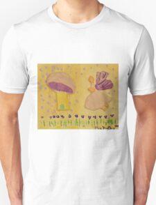 Folk Art Fairy Unisex T-Shirt