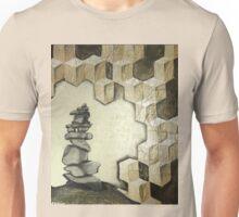 A Cairn - memorial stones Unisex T-Shirt