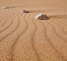 Waves of sand by Sunsetsim