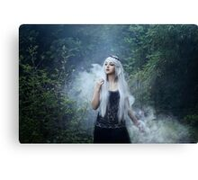 The mists of twilight Canvas Print