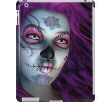 Sugar Doll Purple iPad Case/Skin