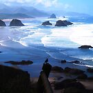 View from Ecola by Tori Snow
