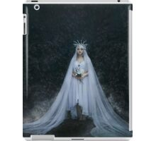 Dark fantasy woman iPad Case/Skin