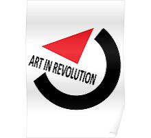 Art In Revolution Poster