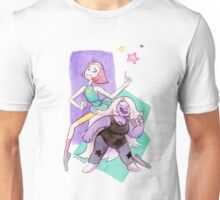 Synchronize: Pearl and Amethyst Steven Universe Unisex T-Shirt